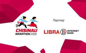 Сотрудники Libra Internet Bank примут участие в Chisinau Marathon 2018