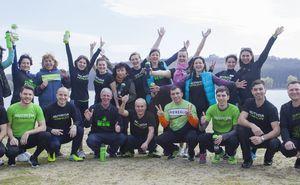 Herbalife sports team is preparing for Chisinau Marathon