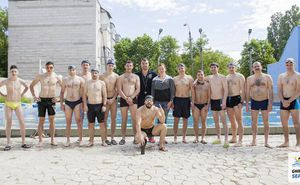 Первая практическая тренировка Sporter Swim к Sea Mile 2016 (Фото)