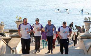"""Compania """"Jivy Group"""" se pregătește pentru maraton"""