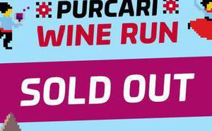 ВНИМАНИЕ! Все стартовые пакеты Purcari Wine Run распроданы