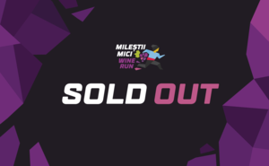 Sold Out Mileștii Mici Wine Run 2020