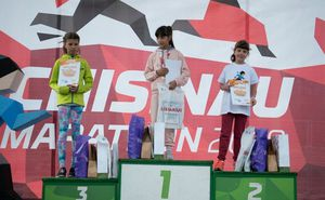 Стали известны победители Kids Run Day by Naturalis