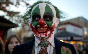 Как напугать ближнего своего: 10 идей жуткого грима на хэллоуин