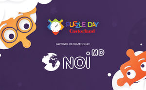 "Noi.md - partenerul informațional al ""Puzzle Day by Castorland 2019"""