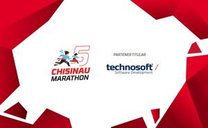Technosoft te invită să-ți depășești limitele la Maratonul Chișinău