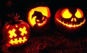 Приметы и обычаи в ночь на Хэллоуин