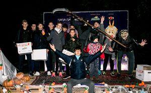 Горячие вареники на финише для первых 500 участников