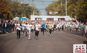 Первый Кишиневский марафон: 10 000 человек вошли в историю! (Фото + Результаты)