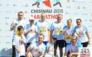 Petrom Moldova – sponsorul general al celui de-al II-lea Maraton din Chișinău