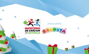 Celebration of Maratonul de Crăciun by Naturalis starts with Sănduța