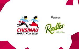 With RADLER, Chisinau International Marathon will be DIFFERENT!