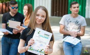 Команда Sporter вручила дипломы волонтерам Chisinau Criterium 2018