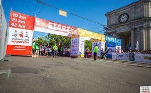 Ожидается идеальная погода для проведения Кишиневского марафона