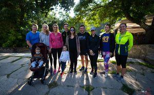 Команда клиники стоматологии Dr.Romaniuc готова к Chisinau Marathon