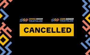 Чемпионат Indoor Triathlon отменен по техническим причинам