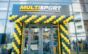 Магазин Multisport – официальный партнер Cricova Wine Run