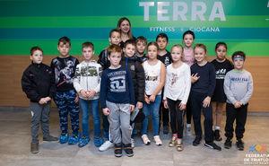 Участники Kids Indoor Triathlon прошли подготовительную тренировку