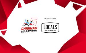 Locals.md стал медиапартнером Chisinau International Marathon