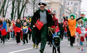 Maratonul de Crăciun 2017: от морковки до сказочного эльфа