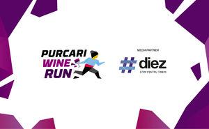 Află noutățile despre Purcari Wine Run împreună cu #diez