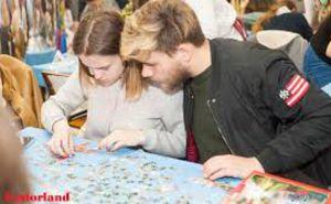 Осталось 3 дня до Puzzle Day Castorland 2018!