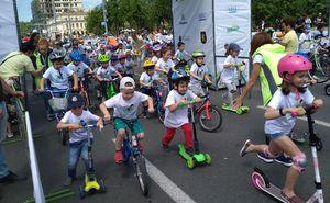 Стали известны победители детской велогонки Kids Criterium by Naturalis