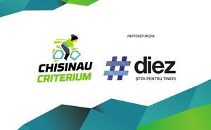 Портал #diez поддерживает Chisinau Criterium 2019