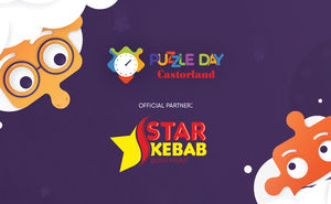 Puzzle Day by Castorland: Star Kebab drives away participants' hunger