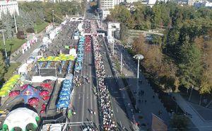 În capitală are loc al patrulea Maraton Internațional Chișinău