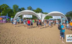 Открыта регистрация на четвертый заплыв Ghidighici Sea Mile 2016