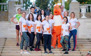 Команда Family Market готовится к четвертому Кишиневскому Марафону
