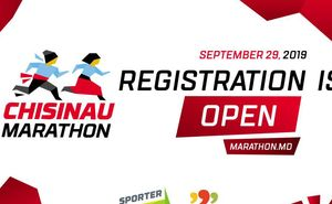 Registration is open for Chisinau International Marathon 2019!