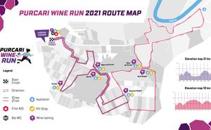 Осталось еще 3 до Purcari Wine Run 2021