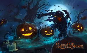Самые страшные Хэллоуинские истории