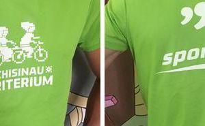 5000 футболок для участников Criterium Velo Fun уже готовы
