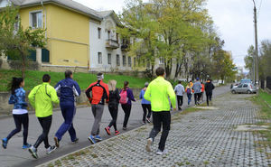 Azbuca Travel: Running together through Chisinau