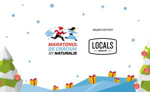 Locals.md — медиапартнер Maratonul de Crăciun by Naturalis 2018