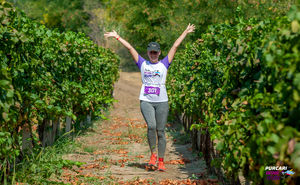 """""""Purcari Wine Run"""" – o cursă de alergare de tip trail cu aromă de vin"""