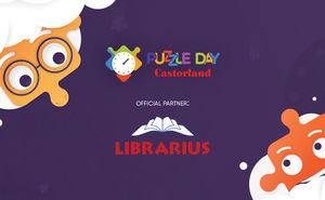 LIBRARIUS supports Puzzle Day 2019 competitors