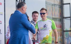 Игорь Додон хочет присудить Дмитрию Волошину государственную награду