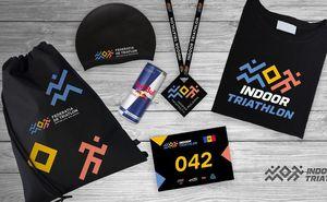 Как получить стартовый пакет Indoor triathlon?