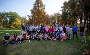 Как прошла вторая тренировка к Кишиневскому марафону