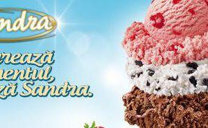 Înghețata Sandra ne va răcori la Sport Expo