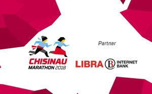 Libra Internet Bank employees: among Chisinau Marathon participants