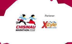 Un nou stil cu X-Style la Maratonul Internațional Chișinău 2018