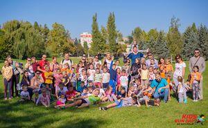 Маленькие чемпионы завершили подготовку к Kids Run Day
