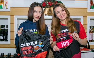 Завершился первый день по выдаче стартовых пакетов Cricova Wine Run