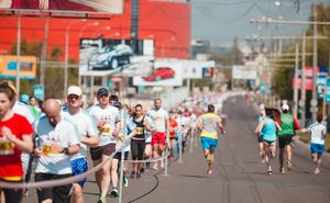 Start is given to the trainings in running for Chisinau Marathon