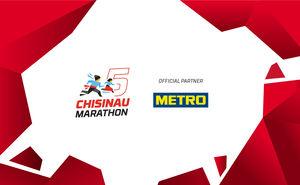 Over 100 of METRO employees will run at the Chisinau Marathon